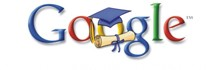This year logo for Google Scholarship.
